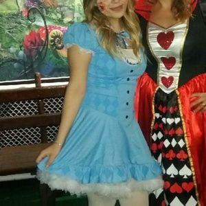 Accessories - Alice costume